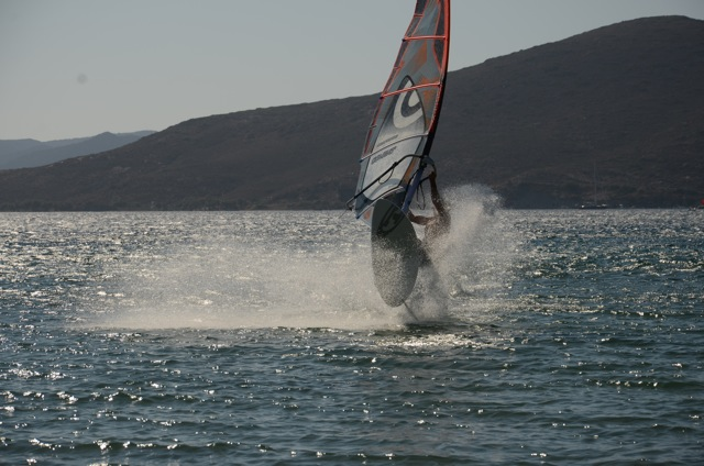 Windsurfing & Sailing